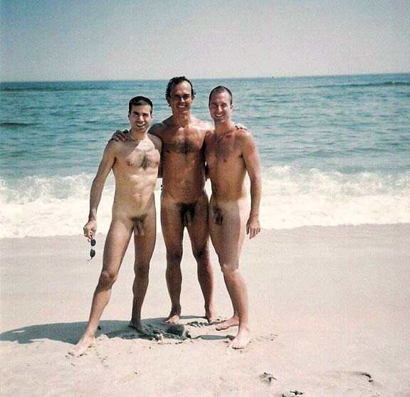 Men on brazilian beaches share your