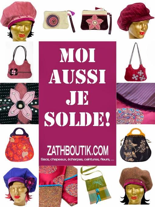 Soldes zathboutik.com