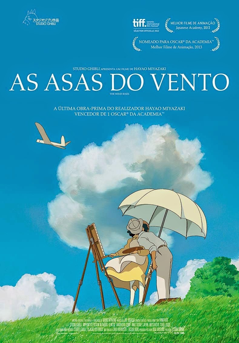 As Asas do Vento - Kaze tachinu (2013)