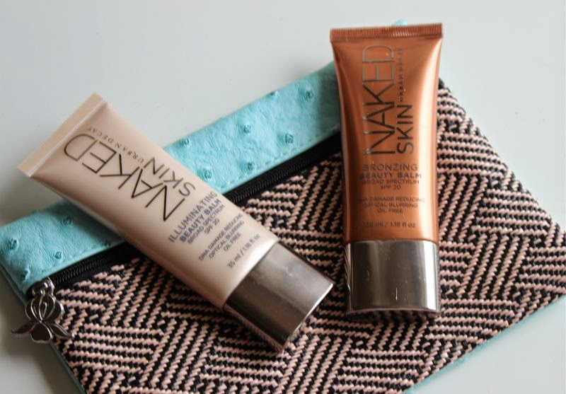 New Urban Decay Naked Skin Beauty Balms