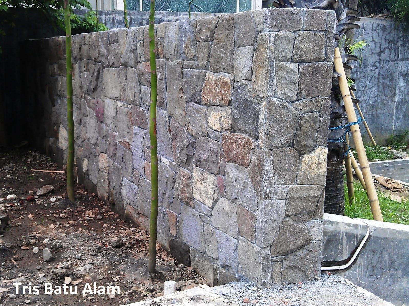 batu alam untuk taman holidays oo