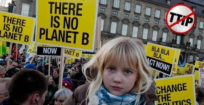 #TTIPLEAK: Η διαρροή μεγάλου μέρους του κειμένου της TTIP