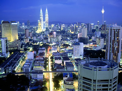 beautiful Kualalumpur still