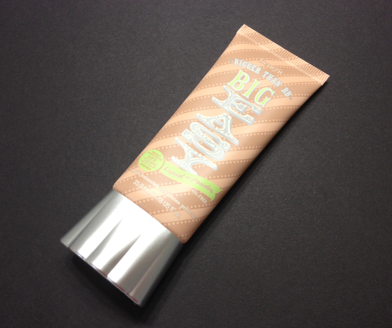 Benefit The Big Easy Liquid to Powder SPF 35 Foundation