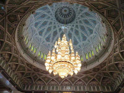 gran mezquita muscat