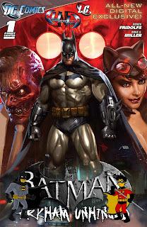 Comics Batman Arkham City Unhinged (Actualizando) BatmanAU_1_TheGroup_001