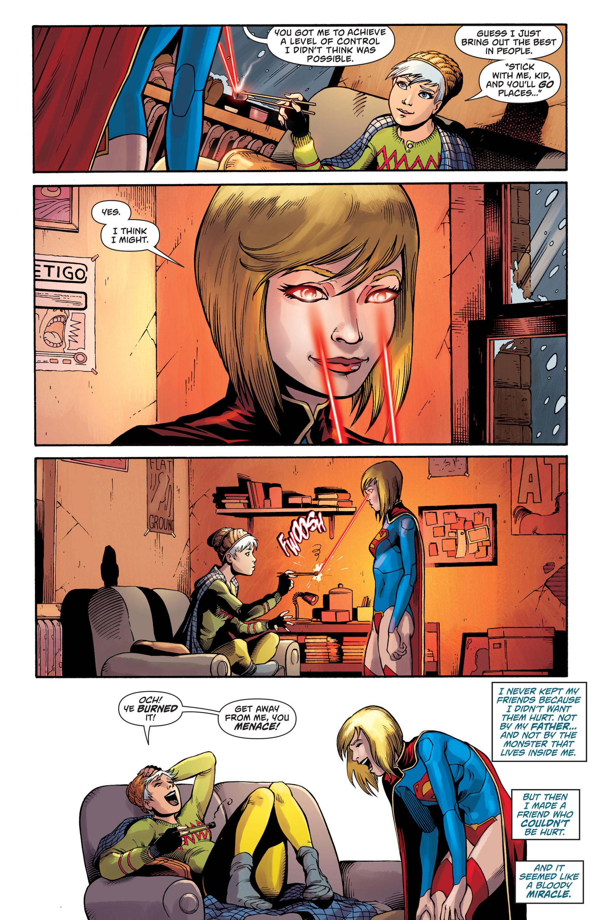 Supergirl (2011) Issue #29 #31 - English 3