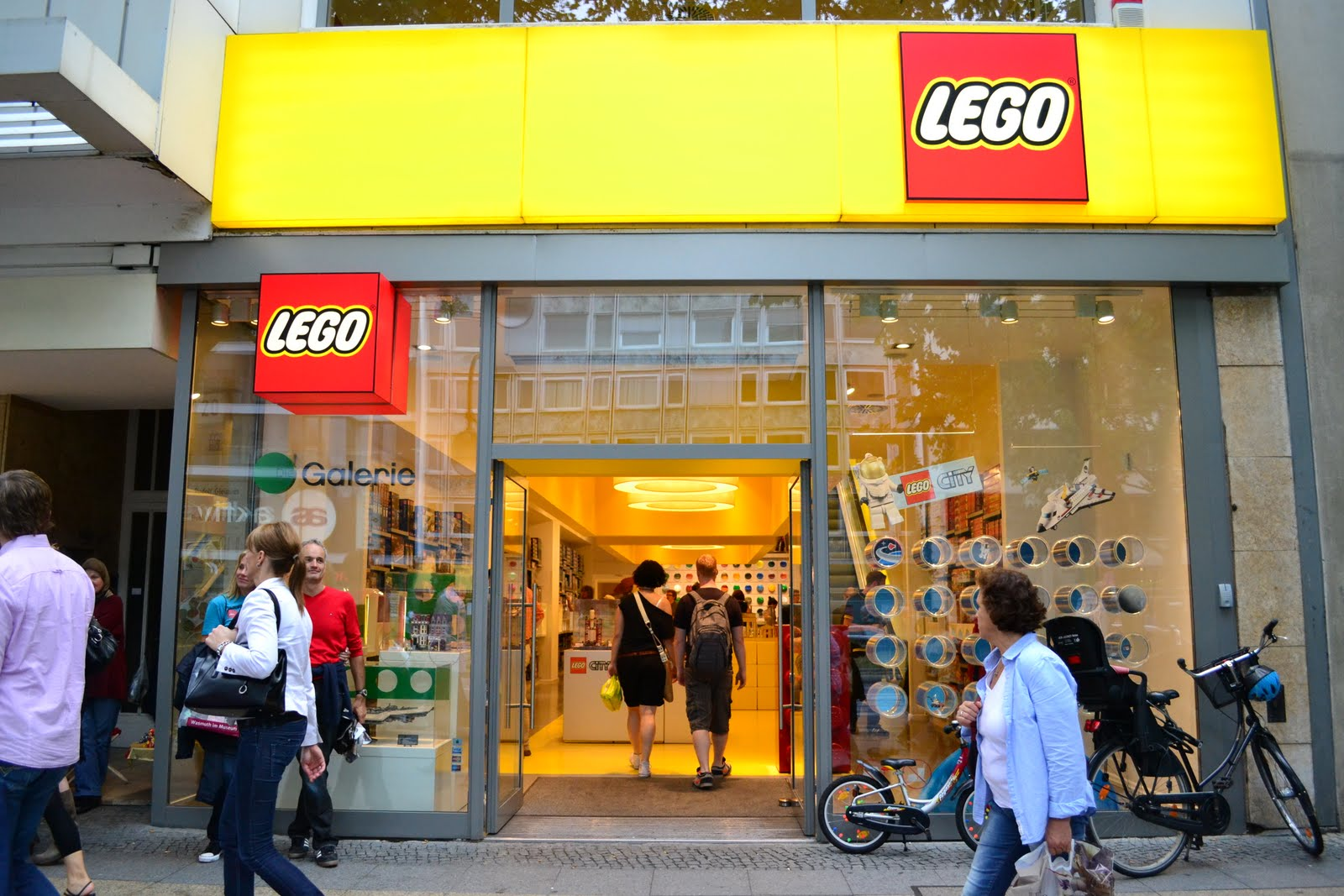 LEGO LEGO Store at Berlin, Germany