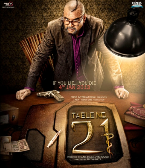 indian movie table 21 movie story