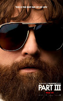 Zach Galifianakis The Hangover Part 3 Poster