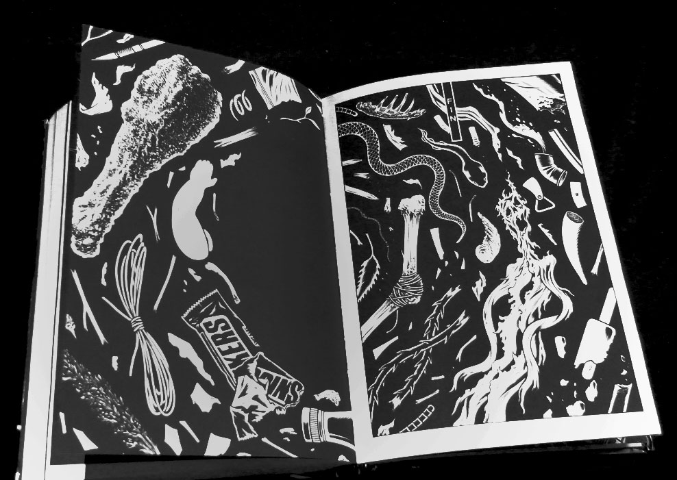 yearbook black hole charles burns - photo #30