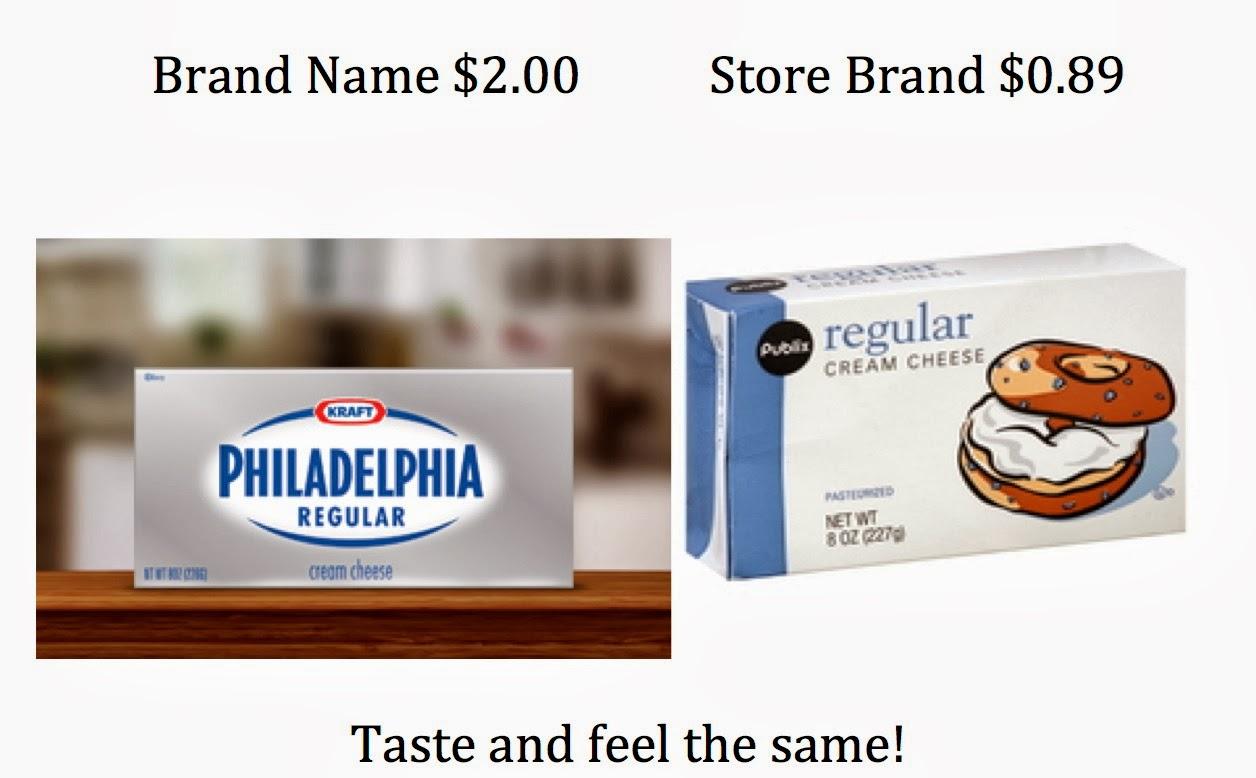 Posh Purpose: Publix Cream Cheese
