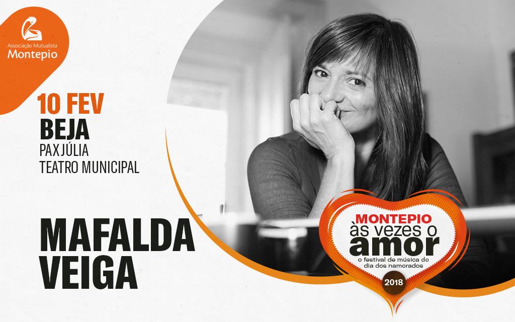 MAFALDA VEIGA - FESTIVAL MONTEPIO ÀS VEZES O AMOR