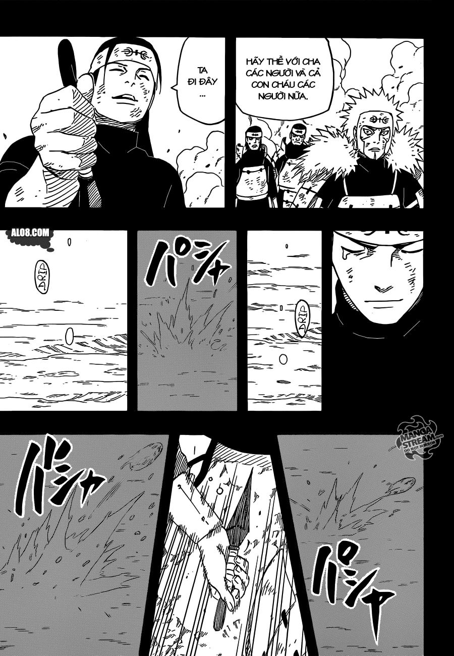 Naruto chap 625 Trang 3 - Mangak.info