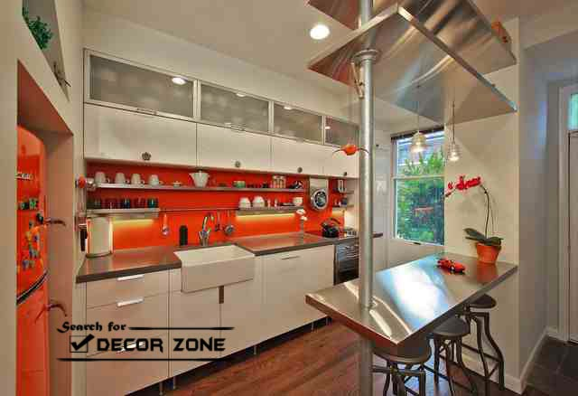 Decorating Ideas > Orange Kitchen Decor  20 Ideas And Designs ~ 114234_Kitchen Decorating Ideas Orange