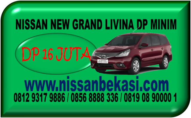 NISSAN NEW GRAND LIVINA DP MINIM