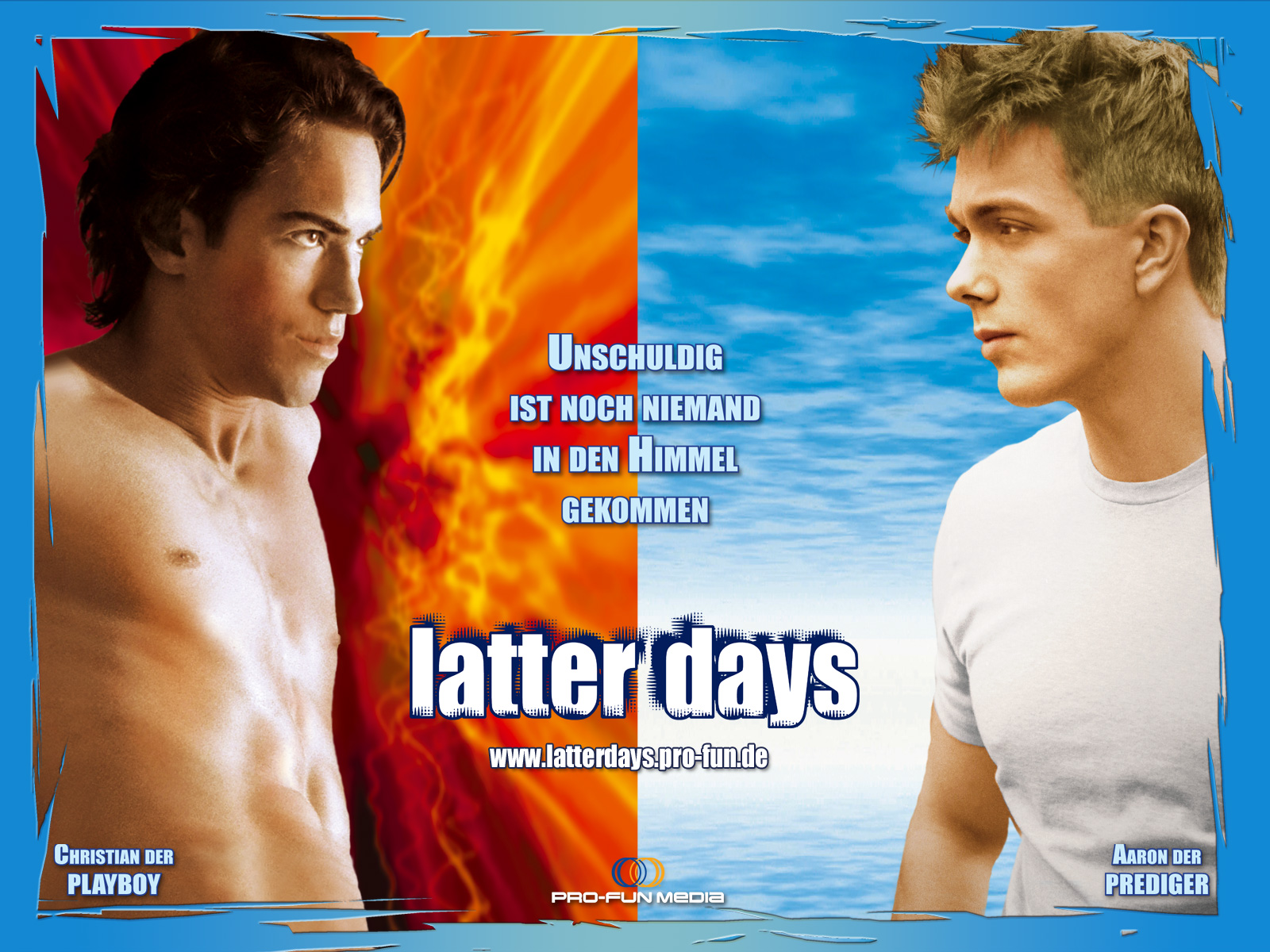 gay movie latter days hot girls wallpaper
