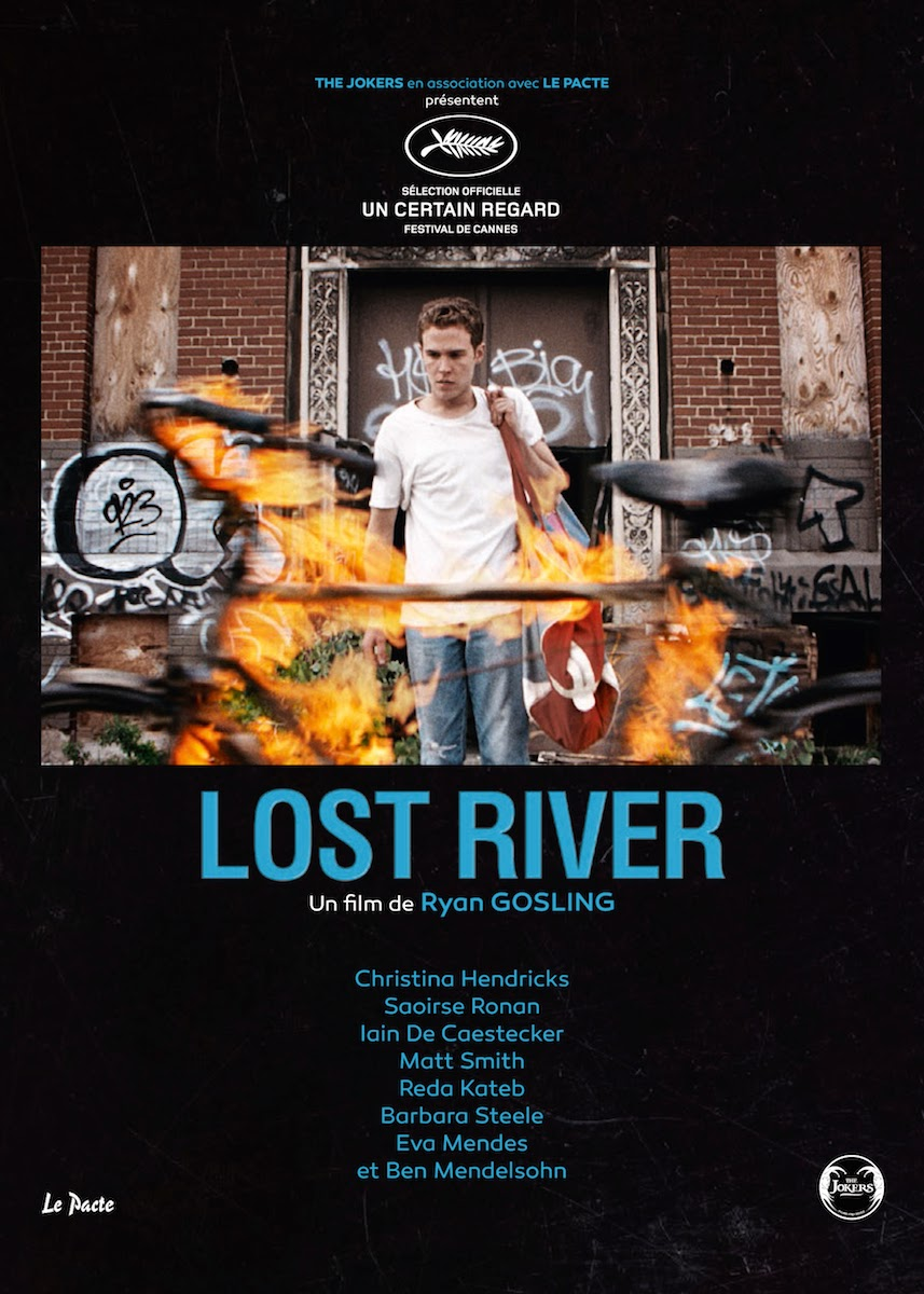 Affiche cannoise de Lost River