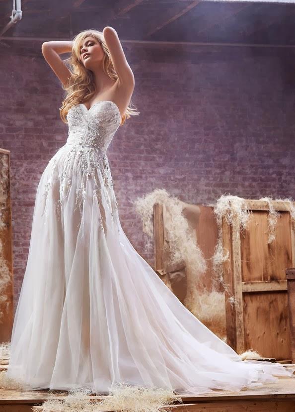 Flirty Wedding Dresses 81