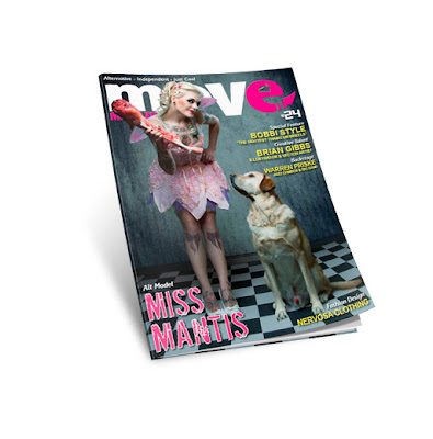 MOVE Magazine #24 2012