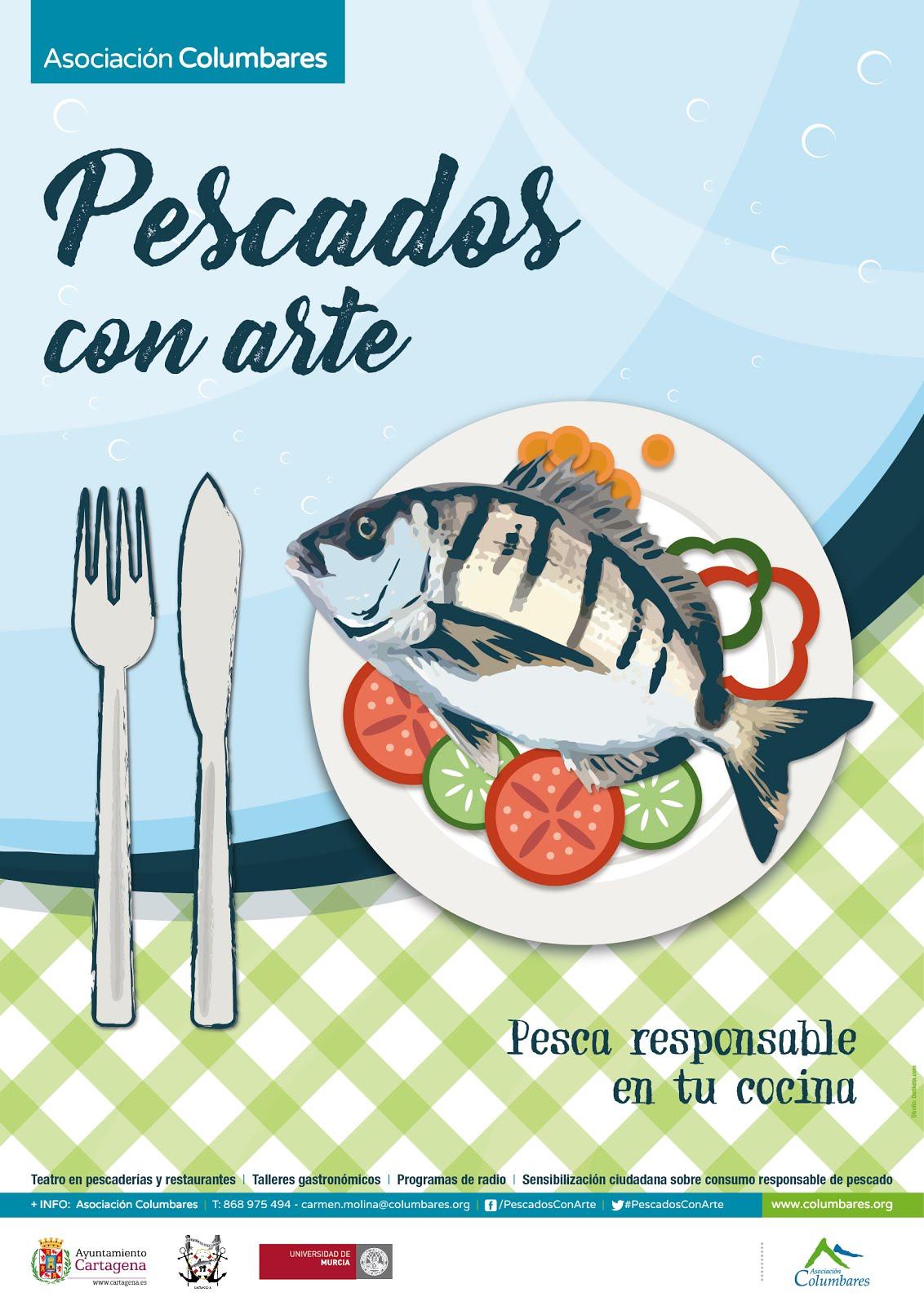 Pescados con Arte: pesca responsable en tu cocina