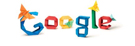 google doodle origami akira Yoshizawa
