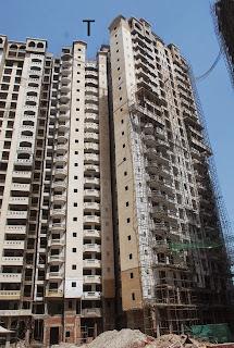 Amrapali Sapphire :: Construction Status