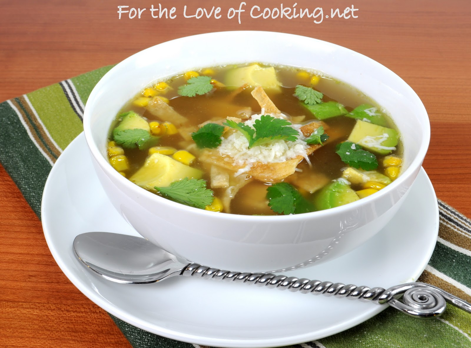 Chicken Tortilla Soup IV Recipe — Dishmaps