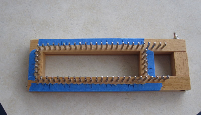 KB SOCK LOOM Adjustable - Authentic Knitting board - Adjustable
