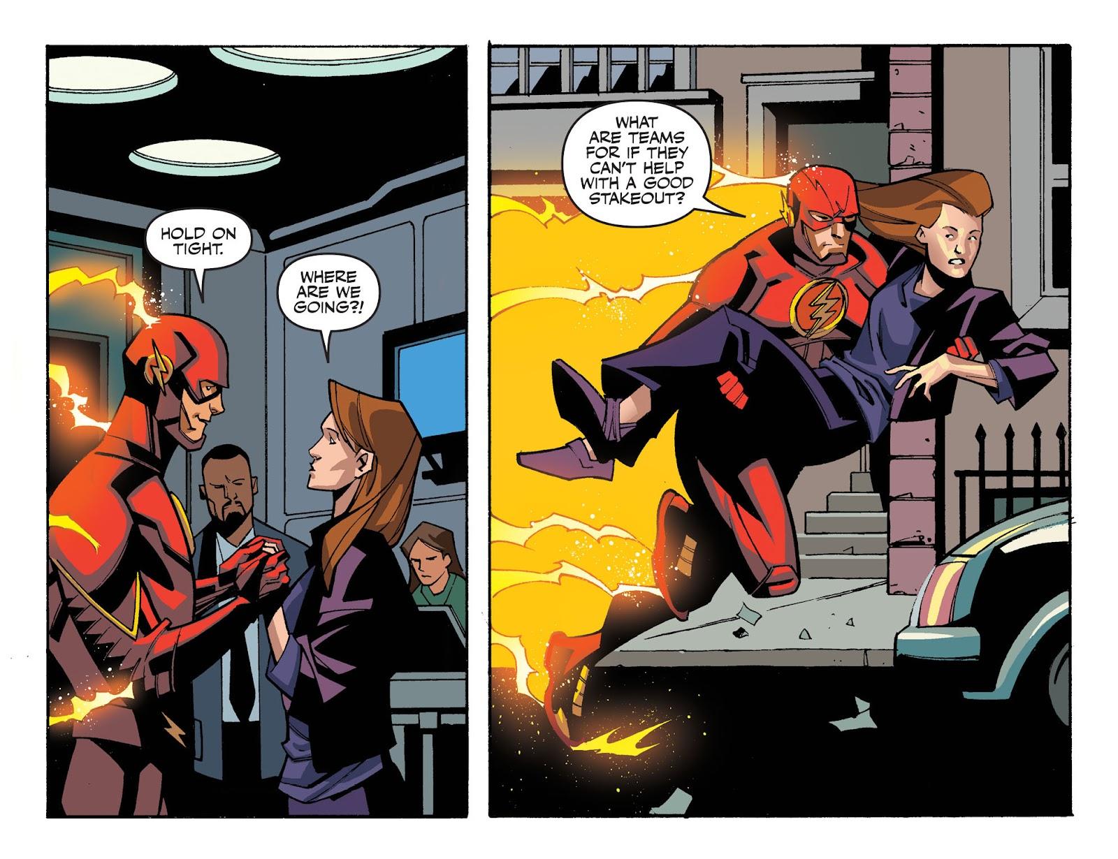 The Flash: Season Zero [I] Issue #12 #12 - English 11