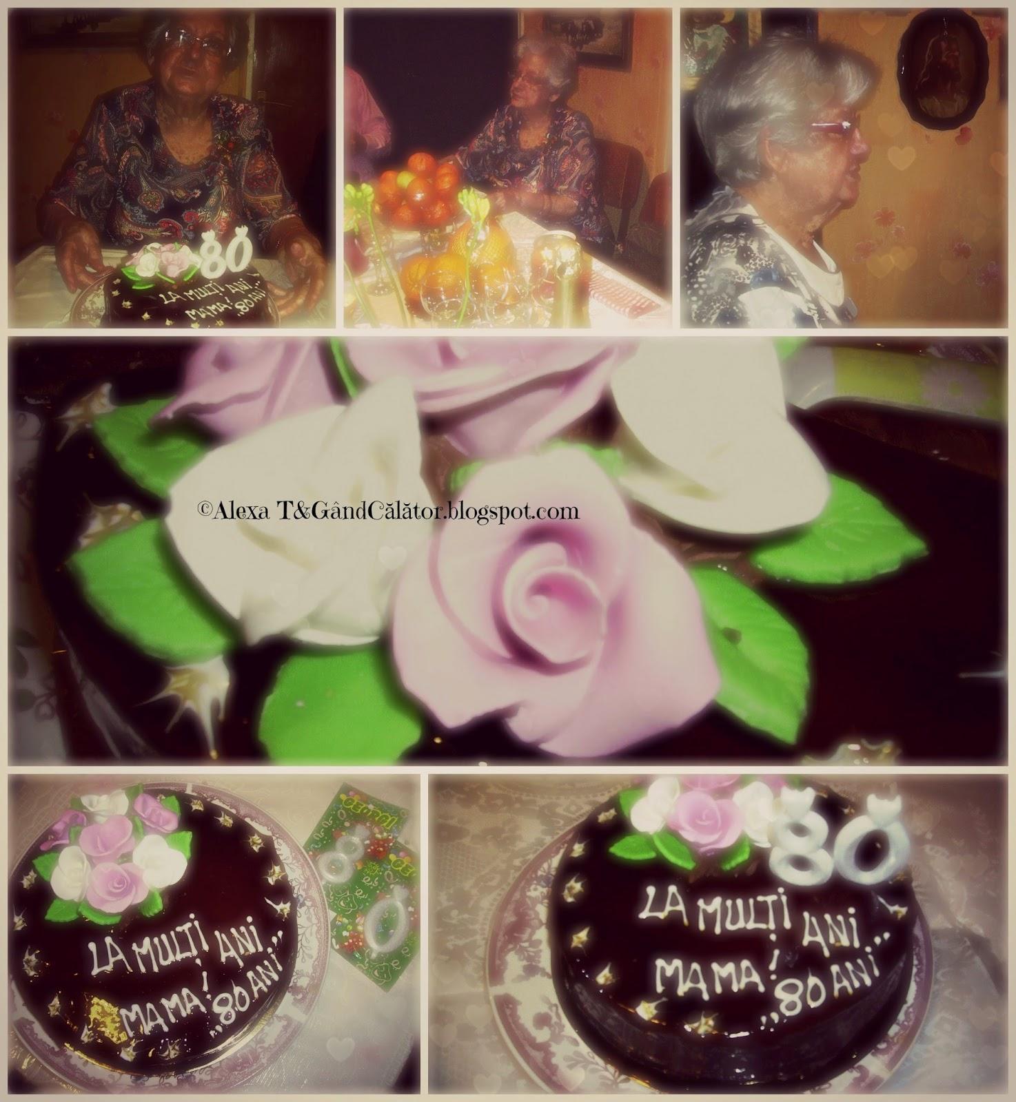 Happy Birthday to my mom!