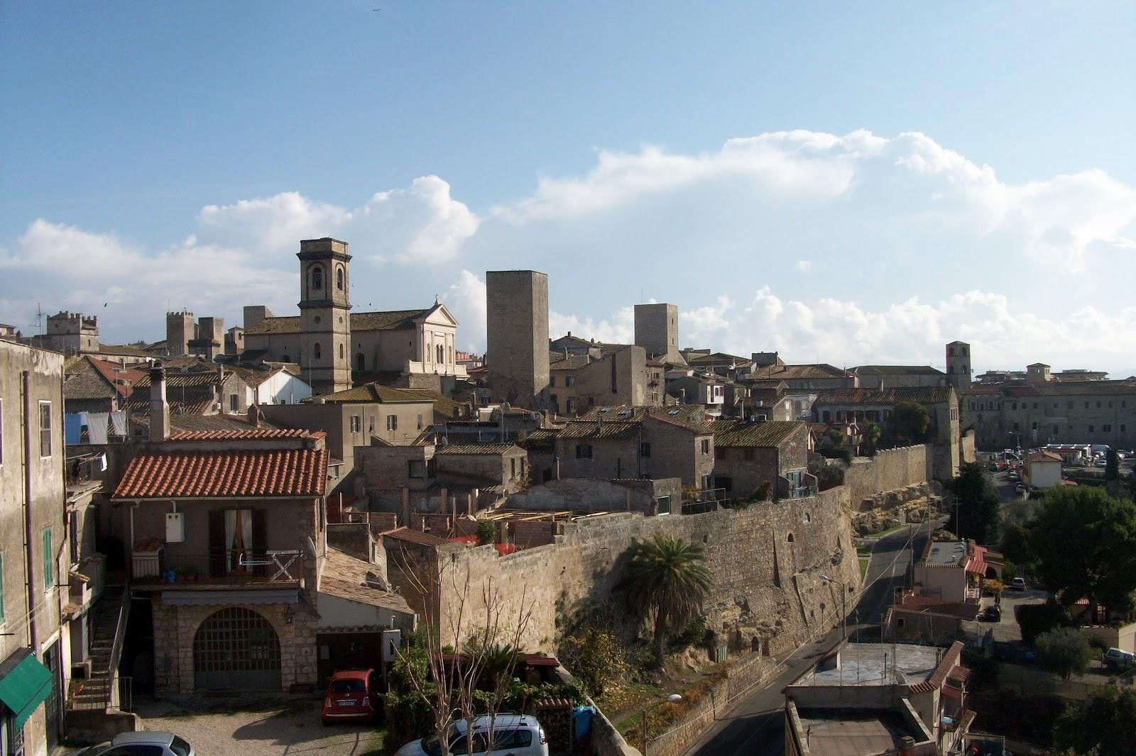 50 years in italy civitavecchia rome the scenic inland route - Getting from civitavecchia port to rome ...