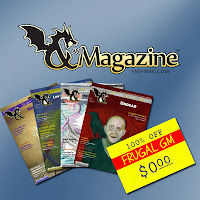 Free GM Resource: & Magazine