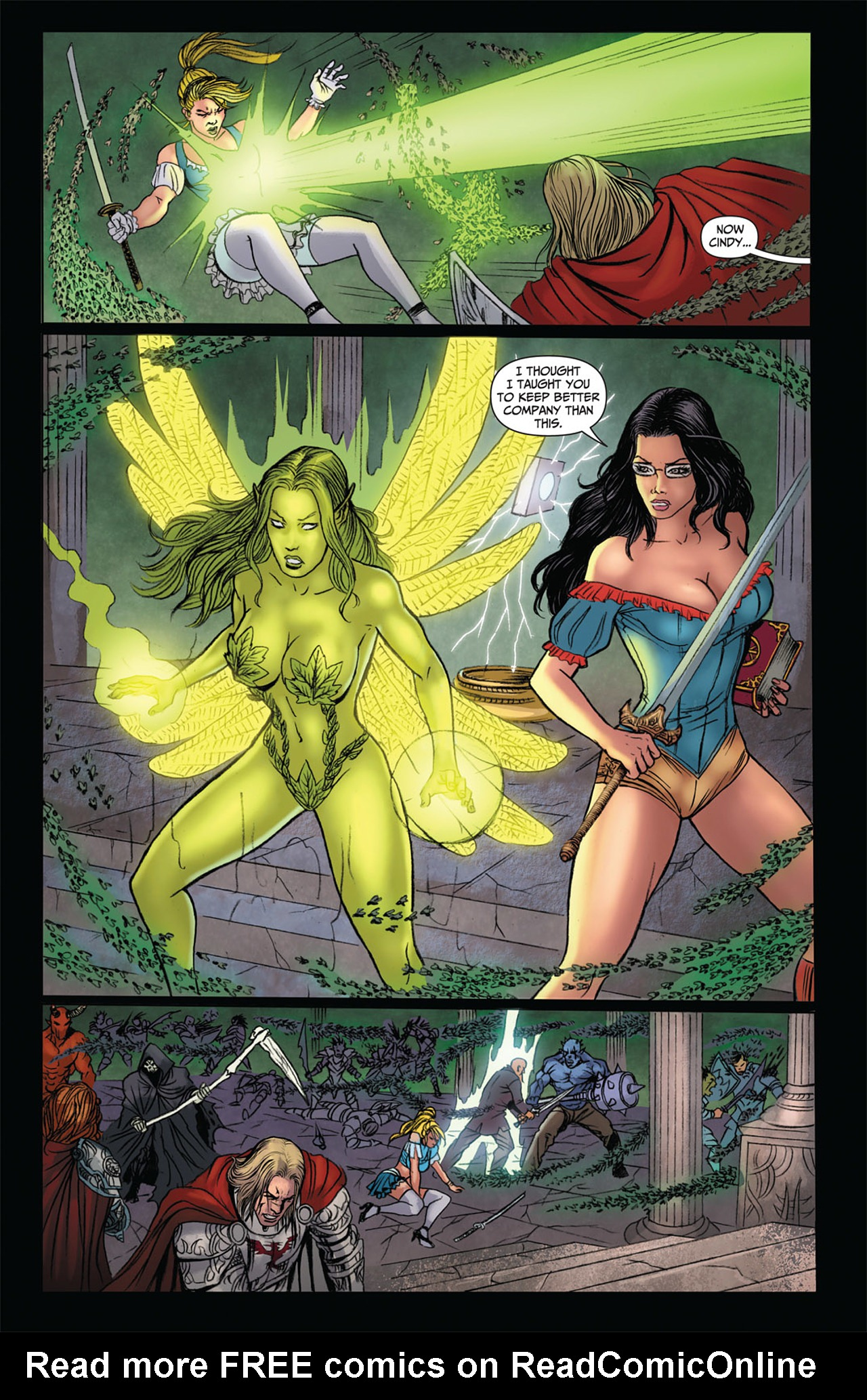 Grimm Fairy Tales (2005) Issue #50 #53 - English 33