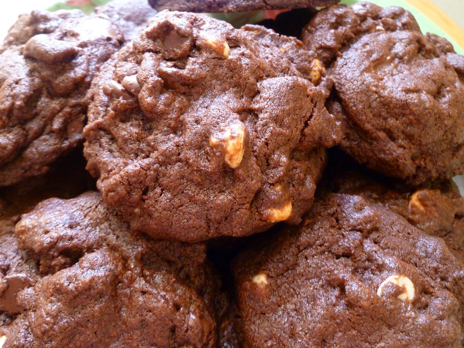 The Pastry Chef's Baking: Death by Chocolate Chocolate Chip Cookies