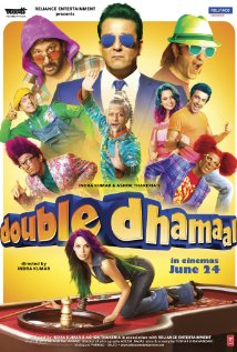 Double Dhamaal 2011 BRRip 720p
