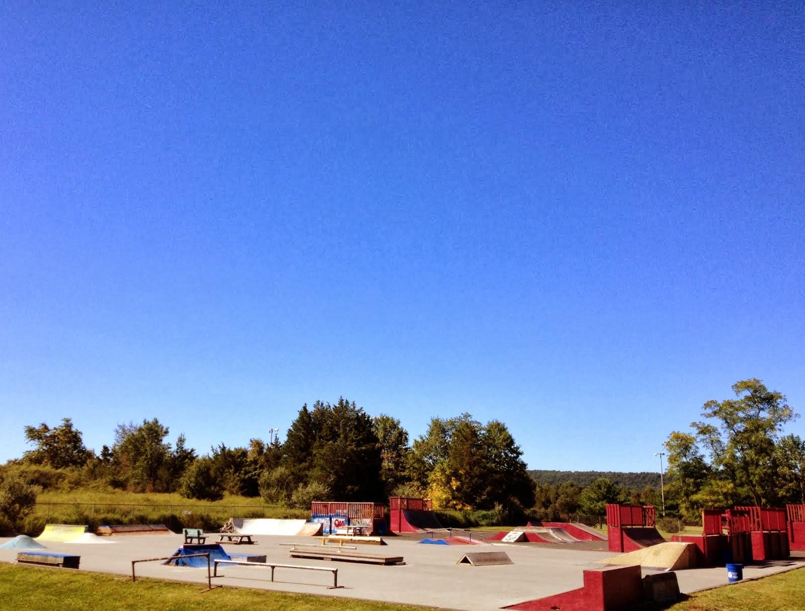 Ann Van Skatepark