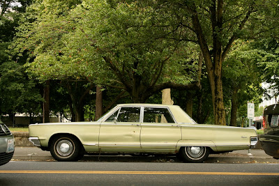1966 Chrysler Newport Sedan.
