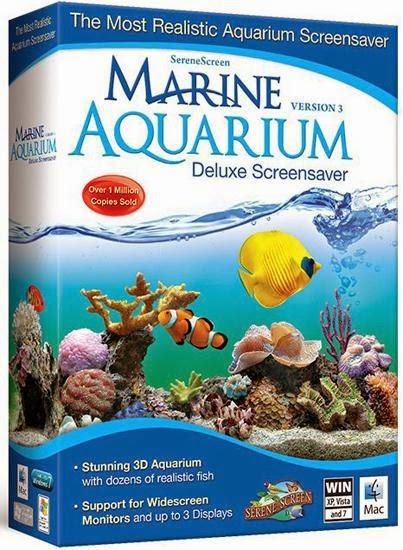 marine screen saver