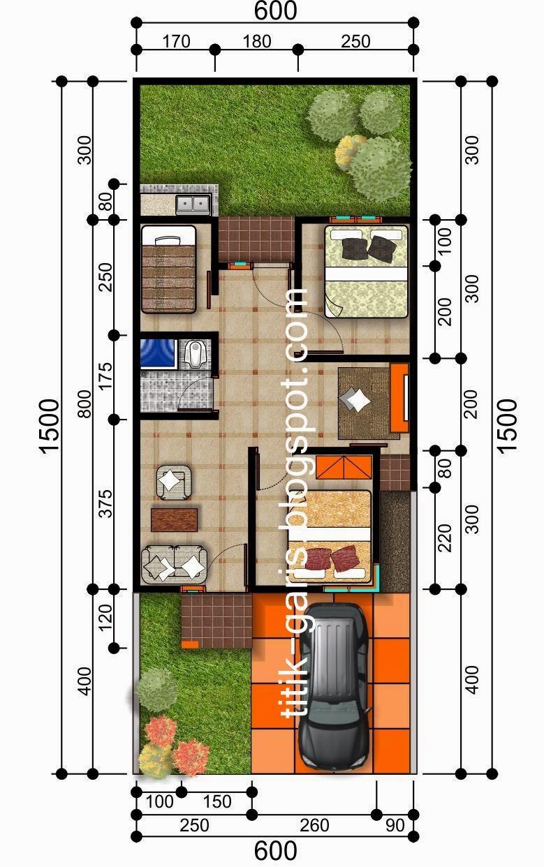 jasa desain rumah sehat