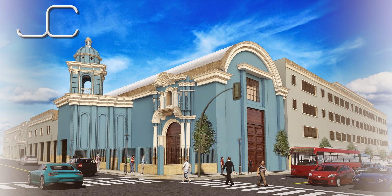Arquitectura centro comercial cercado lima for Comercial casa clasica baruta
