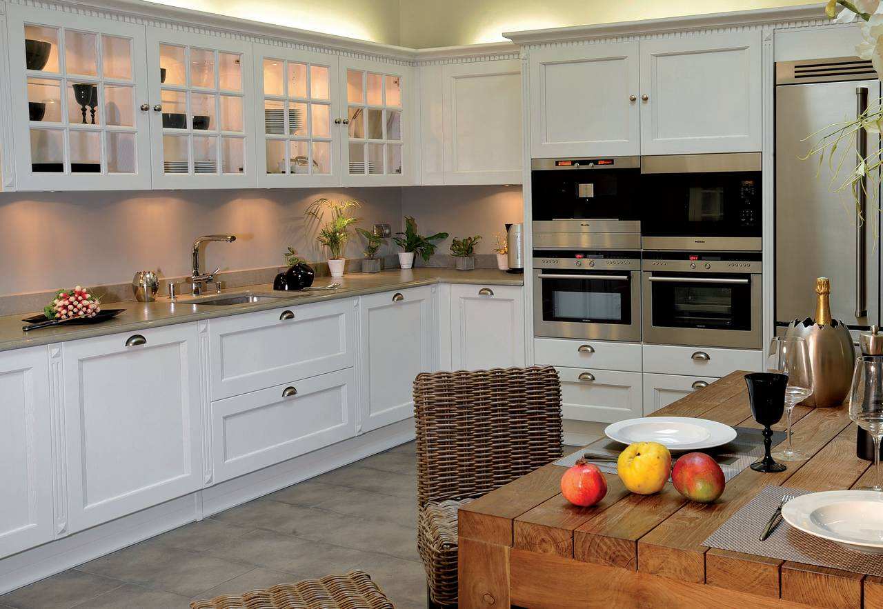 Meubles modles de cuisine - Meubles de cuisine - Poignes et