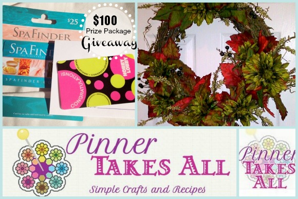 Pinner Takes All Giveaway