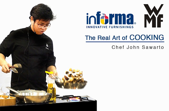 Informa_WMF The Real Art of Cooking with Chef John Sawarto