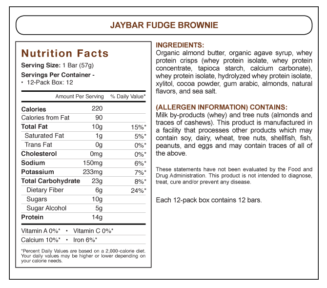 Another critical point I noticed, is that the ingredient xylitol is made from corn, so it can't be classified as totally paleo (again). But, on the upside, ...