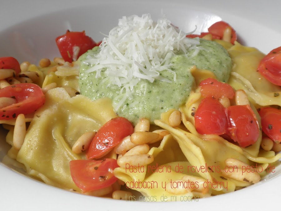5 recetas de pasta cocinadas con condimentos e ingredientes variados. ¡No la comas siempre igual!