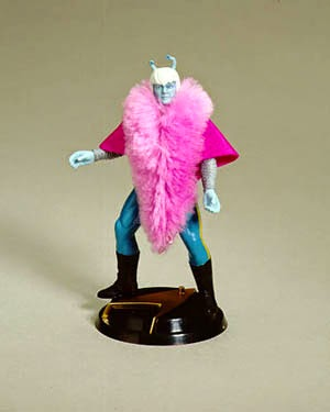 Star Trek Playmates Prototype Andorian