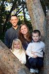 Matthew, Sarah, Hannah, and Kaleb