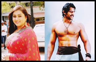 Namitha Shocked After Watching Baahubali