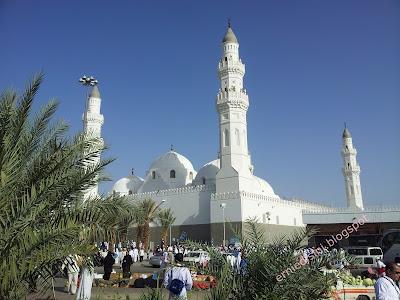masjid Quba Madinah